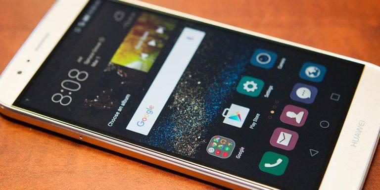 Huawei met eigen OS