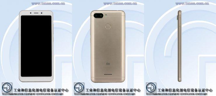 Bij de Chinese keuringsdienst TENAA is de Redmi 6A gelekt. Er zijn drie modellen opgedoken in de database met dus ook elk een eigen productcode. Dit doet vermoeden dat de Redmi 6A in verschillende versies leverbaar gaat worden. Het kan echter ook betekenen dat Xiaomi de smartphone voor verschillende markten gaat produceren met afwijkende specificaties.