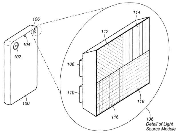 Smartphonefabrikanten zijn continu bezig om innovatief te zijn. Apple is hier een goed voorbeeld van en recentelijk heeft de fabrikant vier nieuwe patenten gekregen. Het zijn patenten met onder andere indoor navigatie en een verbeterde LED-flitser. Deze twee patenten hebben nog kans om spoedig in nieuwe iPhone's te belanden. De andere twee zullen wij voorlopig nog niet treffen. Toch bieden de patenten wel een mooi inzicht welke kant Apple nu wil gaan met hun nieuwe generatie iPhone's.