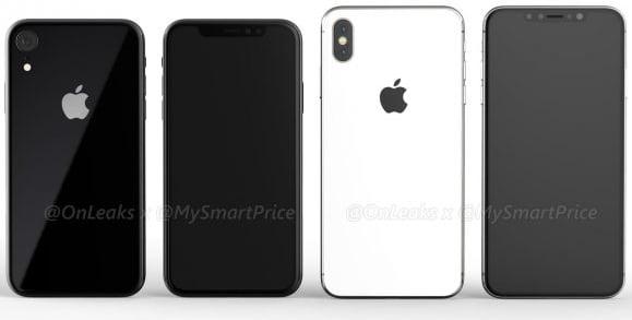 Op het internet zijn renders verschenen van een tweetal iPhone's die wij dit jaar nog kunnen verwachten. Het gaat hierbij om de iPhone X Plus en vermoedelijk de nieuwe iPhone SE2. Uit de eerste renders kan wel wat informatie gehaald worden wat wij mogelijk kunnen gaan verwachten.