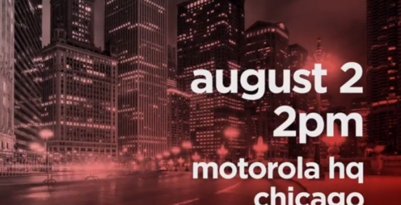 Op dit moment heeft Motorola een evenement gepland op het hoofdkantoor in Chicago. Volgens de fabrikant worden hier drie nieuwe smartphones geïntroduceerd. Het gaat hierbij vermoedelijk om de eerder gelekte Moto Z3, de One Power en de nieuwe One. Van deze laatste wisten wij van het bestaan nog niet af, tot enkele uren geleden. Met deze toevoeging wil Motorola dus een nieuw vlaggenschip introduceren en twee Android One smartphones.