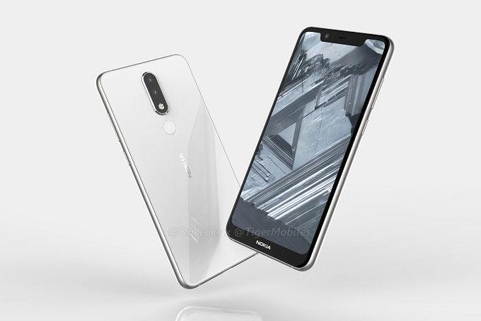 Recentelijk heeft Nokia al drie modellen geïntroduceerd. Voor dit jaar moet daar nog de Nokia 5.1 Plus aan toegevoegd worden. Hiermee voegt Nokia wederom een midrange smartphone toe aan zijn assortiment. Veel specificaties zijn helaas nog niet bekend.