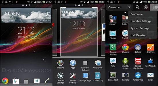 Fabrikant Sony heeft aangegeven te stoppen met de verdere ontwikkeling van Xperia Home, de launcher van Sony. De skin voor Android wordt gebruikt sinds de introductie van de eerste Xperia Z en heeft tussentijds de nodige wijzigingen doorgemaakt. Ook werd de skin gebruikt om eigen applicaties standaard mee te leveren met de Xperia smartphones.