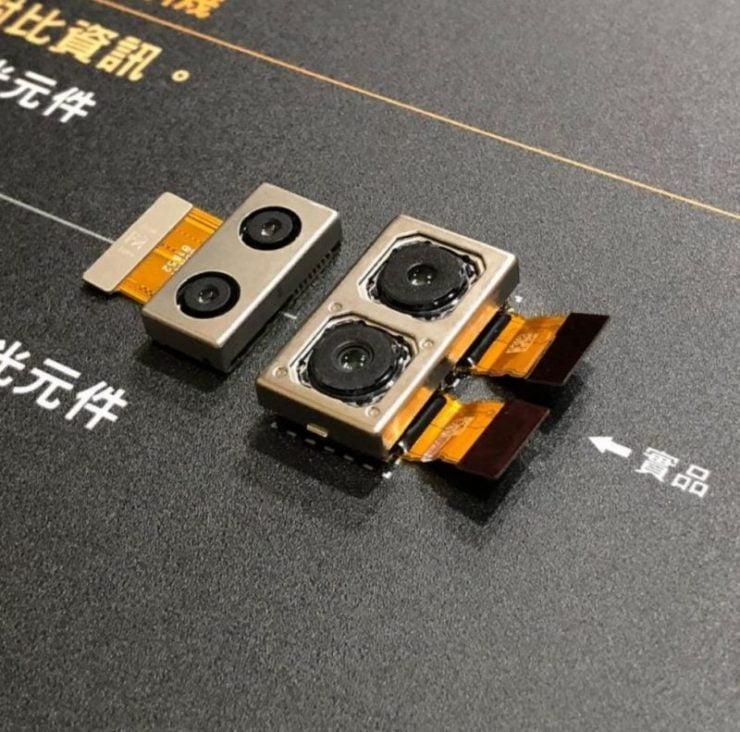 Op het internet is een foto verschenen van een cameramodule die mogelijk gebruikt gaat worden in de aankomende Xperia XZ3. Het zou voor het eerst zijn dat Sony gebruikt maakt van een tweetal camera's aan de achterzijde. Technische informatie over deze cameramodule ontbreekt vooralsnog.