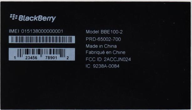 De komst van een goedkopere variant voor de BlackBerry KEY2 lijken goede vormen aan te nemen. Bij de FCC is onder de codenaam BBE100-2 de smartphone gecertificeerd. Alhoewel bij de certificering weinig informatie wordt vrijgegeven weten wij nu inmiddels wel dat deze KEY2 Lite ook een lichtere accu zal omvatten.