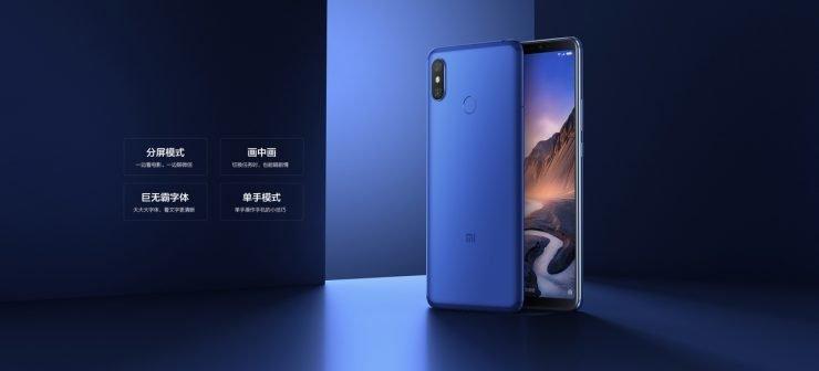 Xiaomi heeft in China de Mi Max 3 officieel gelanceerd. Al eerder deze week liet de CEO enkele afbeeldingen en specificaties lekken. Inmiddels kunnen wij afscheid nemen van alle geruchten en is de smartphone definitief. Een van de meest opmerkelijke zaken is onder andere de accucapaciteit van 5500 mAh. Hiermee is de Mi Max 3 voorzien van een van de zwaarste accu's die momenteel beschikbaar is.