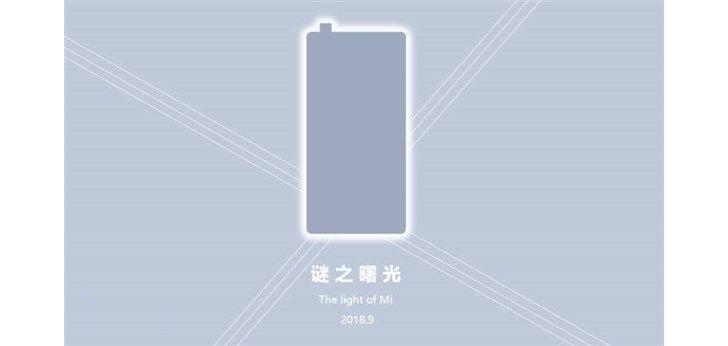 Fabrikant Xiaomi is flink aan de weg aan het timmeren. De fabrikant lanceert de ene na de andere smartphone. In september komt hier waarschijnlijk ook de Mi Mix 3 nog bij. De Mi Mix 3 deed afgelopen weken al wat stof opwaaien, maar vooralsnog was er tamelijk weinig over bekend. Wel viel ons op dat er geen selfiecamera was. Hier is nu mogelijk een goede reden voor.