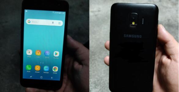 Samsung is momenteel druk bezig met de ontwikkeling van hun eerste Android Go smartphone. Al eerder hadden wij hierover bericht. Inmiddels zijn de eerste beelden online verschenen van deze Android Go-smartphone van Samsung. Op basis van deze afbeelding kunnen wij wel enkele zaken opmerken die afwijken van wat wij in eerste instantie hadden bedacht. Zoals het er nu naar uit ziet levert Samsung deze smartphone nu ook met de bekende TouchWiz-interface.