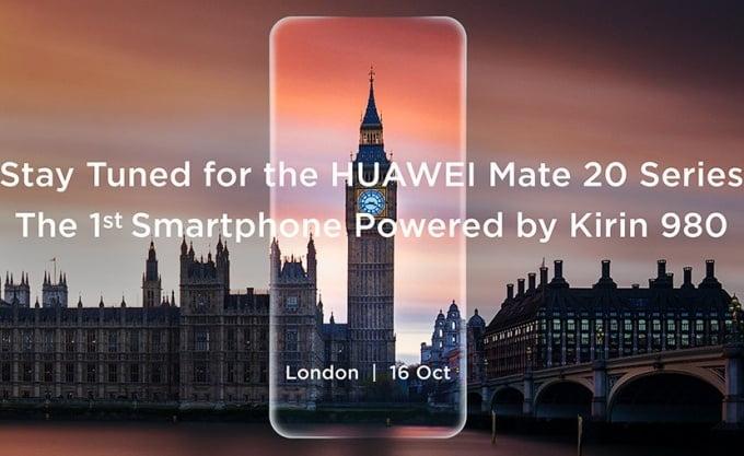 Vandaag heeft Huawei op de IFA aangekondigd dat zij hun nieuwe Mate 20-serie op 16 oktober zullen lanceren. Met deze datum komt de fabrikant na de lancering van de nieuwe iPhone's en na de lancering van de nieuwe Pixel 3-serie van Google. Even werd gedacht dat de Mate 20 Lite wel tijdens de IFA gelanceerd zou worden, maar dit lijkt dus niet aan de orde te zijn.