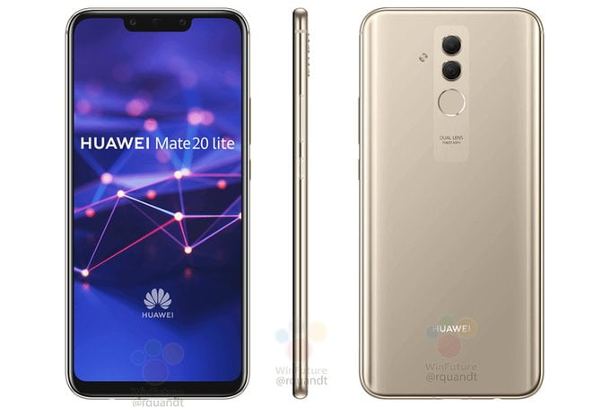 Al eerder heeft Huawei de P Smart+ gelanceerd met een relatief brede notch. Op de persfoto's van de Mate 20 Lite is deze notch ook weer terug te vinden. De brede notch wil echter nog niets zeggen over de rest van deze serie. Het is dus goed mogelijk dat zowel de Mate 20 als de Mate 20 Pro een kleinere notch zullen krijgen. De toekomst zal leren in welk ontwerp deze twee modellen geleverd zullen worden.