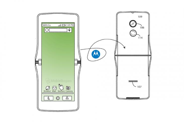 Wie kent de Motorola RAZR nou niet? Het was de ultradunne opvouwbare telefoon van de fabrikant. Het was een enorm verkoopsucces voor Motorola en dit succes wil de fabrikant graag weer eens beleven. Volgens bronnen is de fabrikant dan ook bezig met een opvolger van deze RAZR in de vorm van een opvouwbare smartphone. Ook Motorola mengt zich dus nu in de strijd van de opvouwbare smartphone en de eerste schetsen zijn veelbelovend.