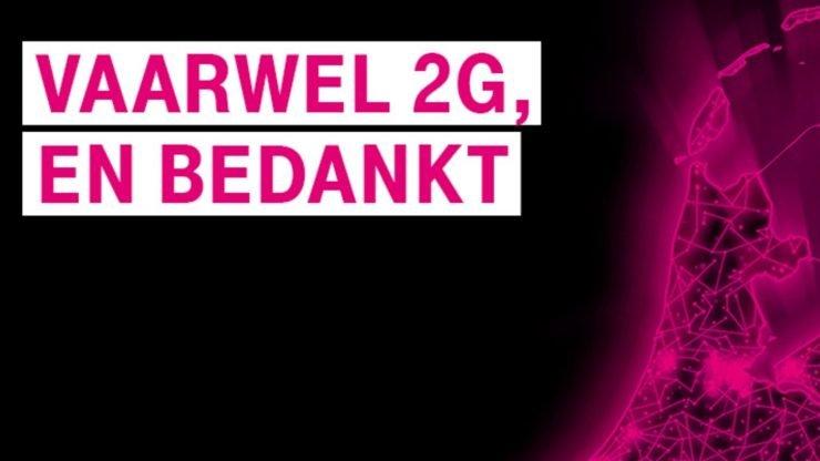 T-Mobile heeft aangekondigd dat hun oude GSM-netwerk vanaf 15 november 2020 niet meer actief zal zijn. Met deze stap volgt de provider reeds eerder aangekondigde wijzigingen van andere providers. Met de uitschakeling van het oude GSM-netwerk komen er weer frequenties vrij die weer ingezet kunnen worden voor een bredere bandbreedte op het 3G-netwerk en 4G-netwerk.