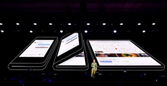 Op 6 september wordt de Galaxy Fold opnieuw gelanceerd