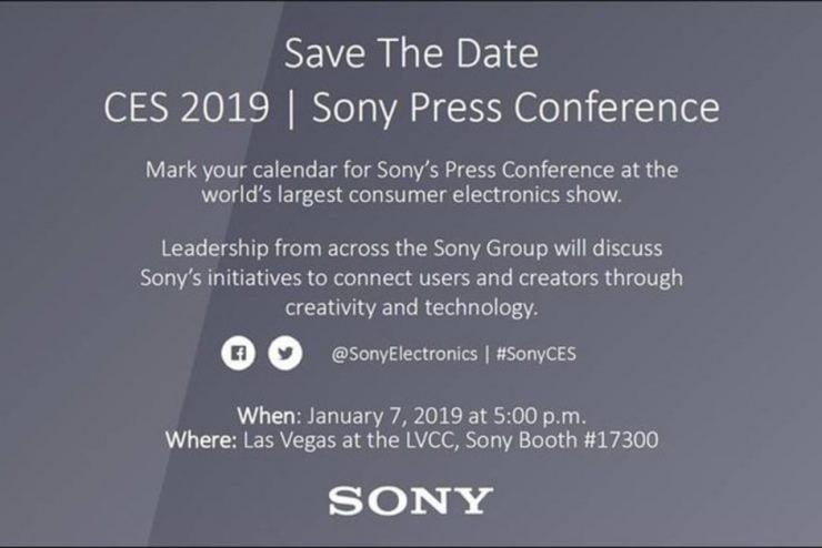 De CES in Las Vegas is voor veel smartphonefabrikanten niet direct de plek om hun nieuwste producten te lanceren. Toch kiest Sony al enkele jaren voor deze beurs om hun smartphones te lanceren. Op 7 januari zal Sony vermoedelijk de Xperia XA3, de Xperia XA3 Ultra en de Xperia L3 gaan lanceren. Naast deze lancering zal Sony ook hun toekomstvisie rondom 5G kenbaar maken.
