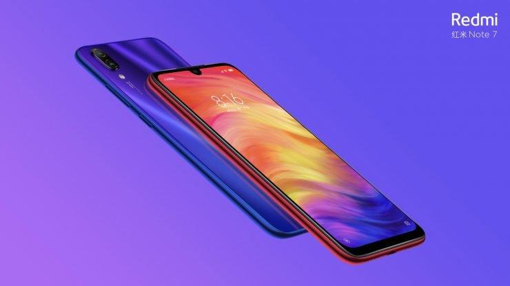 Vandaag heeft Xiaomi de Redmi Note 7 officieel gelanceerd. Ondanks zijn bescheiden prijskaartje van omgerekend 130 euro beschikt de smartphone ook nog eens over een 48 megapixels camera. Hiermee is de nieuwe Redmi Note 7 direct de goedkoopste smartphone met een high-end camera. Vermoedelijk heeft de fabrikant de Sony IMX586 beeldsensor gebruikt welke onlangs is gelanceerd om tot deze resolutie te komen.