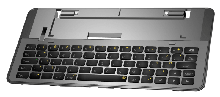 De Britse start-up Livermorium is momenteel bezig met de ontwikkeling van hun eerste smartphone met een fysiek toetsenbord. Deze fysieke toetsenborden zagen wij voor het laatst terug in een BlackBerry, maar Livermorium ziet hier nog steeds veel toekomst in. Wanneer de smartphone werkelijk in de verkoop gaat is vooralsnog niet duidelijk.
