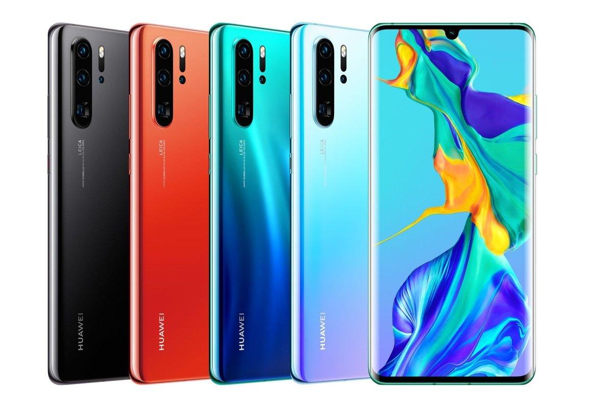 De Huawei P40 Pro komt mogelijk met Android en Harmony OS.