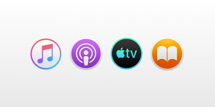 Na ruim 18 jaar trouwe dienst lijkt iTunes nu langzaam te worden uitgefaseerd door Apple. De populaire applicatie heeft voor een ware revolutie gezorgd in zowel de muziek- als filmindustrie. De naam iTunes zal in de toekomst niet meer bestaan en zal opgesplitst gaan worden in verschillende applicaties aldus bronnen.