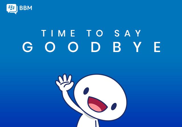 Het doek is gevallen voor BlackBerry Messenger. Na 13 jaar is de stekker uit de dienst getrokken. In een uitgebreide blogpost blikt BlackBerry terug op deze toen populaire dienst en kijkt ook naar wat er nu beschikbaar is. Het gebruikersaantal is in de afgelopen jaren drastisch gedaald.