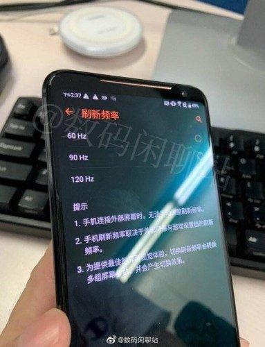 Volgende week zal Asus de ROG Phone 2 gaan lanceren. Tot op heden weet de fabrikant de smartphone goed onder de radar te houden, maar vandaag is de smartphone toch in beeld gelekt. Het geeft ons voor het eerst een goed beeld wat de smartphone ons zal gaan bieden. Daarnaast is het inmiddels ook bekend welke krachtbron de ROG Phone 2 zal gaan aansturen.