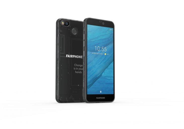 Fairphone heeft vandaag de Fairphone 3 gelanceerd.