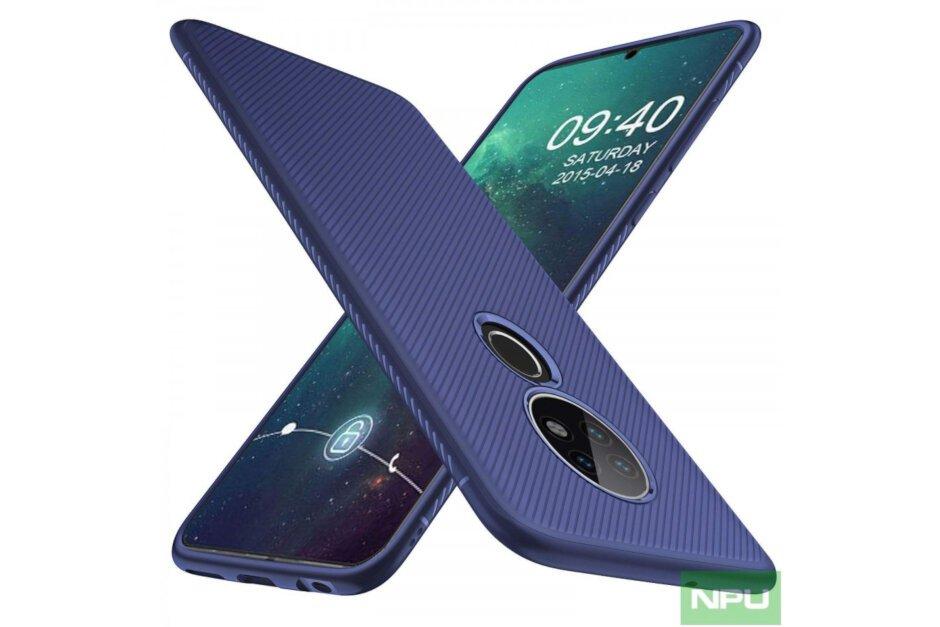 Deze renders tonen het ontwerp van de Nokia 7.2
