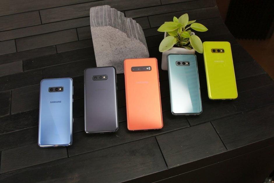 Dit zijn vermoedelijk de kleuren voor de nieuwe Galaxy S11