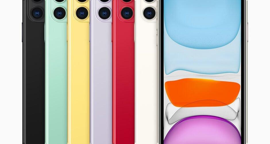 Apple lanceert de compleet nieuwe iPhone 11 reeks