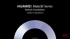 Huawei Mate 30 wordt op 19 september gelanceerd