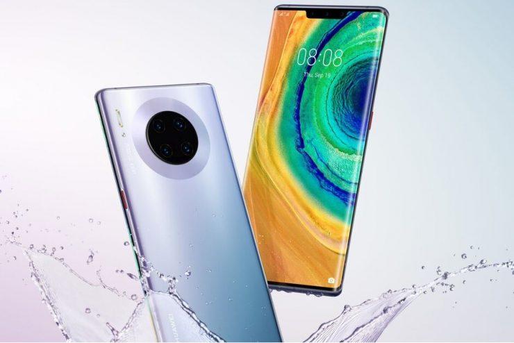 Huawei Mate 30 officieel gelanceerd, voorlopig niet beschikbaar in Nederland