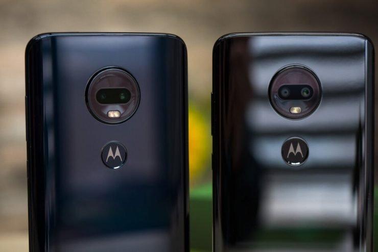 Een triple-camera en snellere processor voor de Moto G8