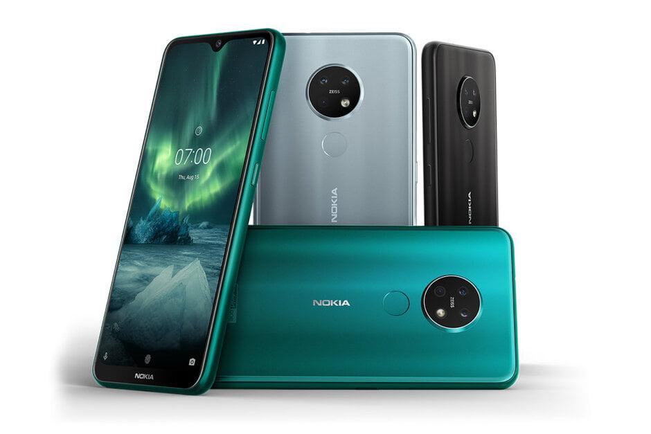 Nokia 6.2 en Nokia 7.2 hebben het levenslicht gezien