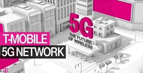 T-Mobile vanaf 2 oktober met een landelijk dekkend 5G-netwerk.