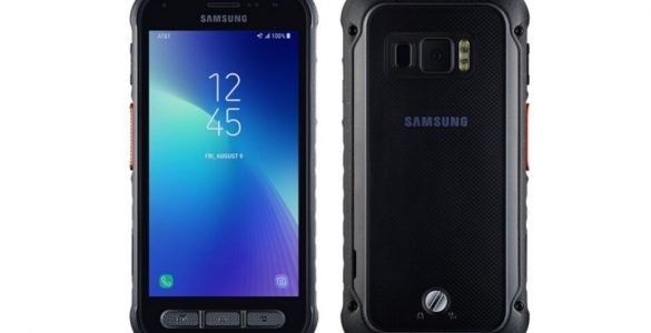 De Galaxy S9 Active is omgedoopt tot de Xcover FieldPro.