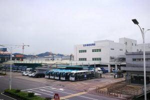 Met de sluiting van de fabriek in Huizhou heeft Samsung geen eigen fabrieken meer in China.