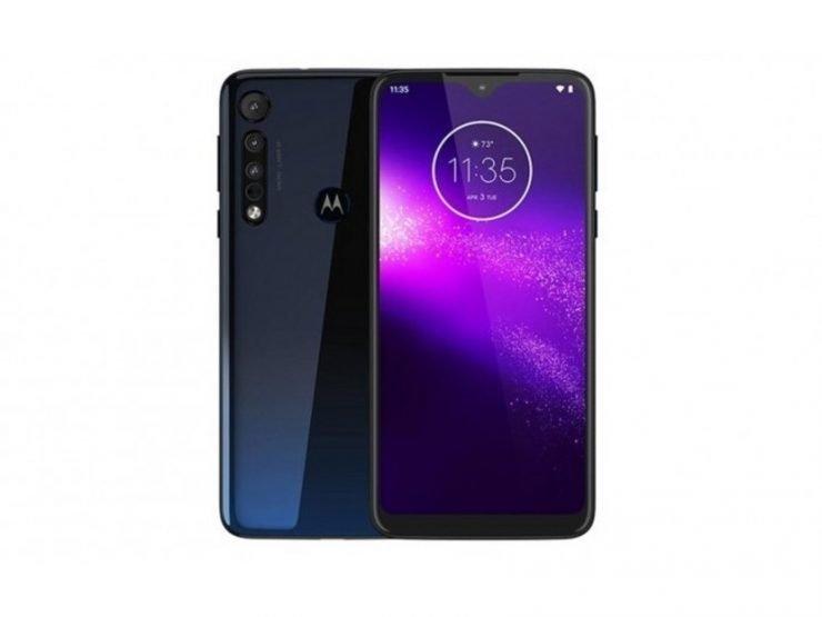De Motorola One Macro krijgt de beschikking over een 2 megapixels macrolens.