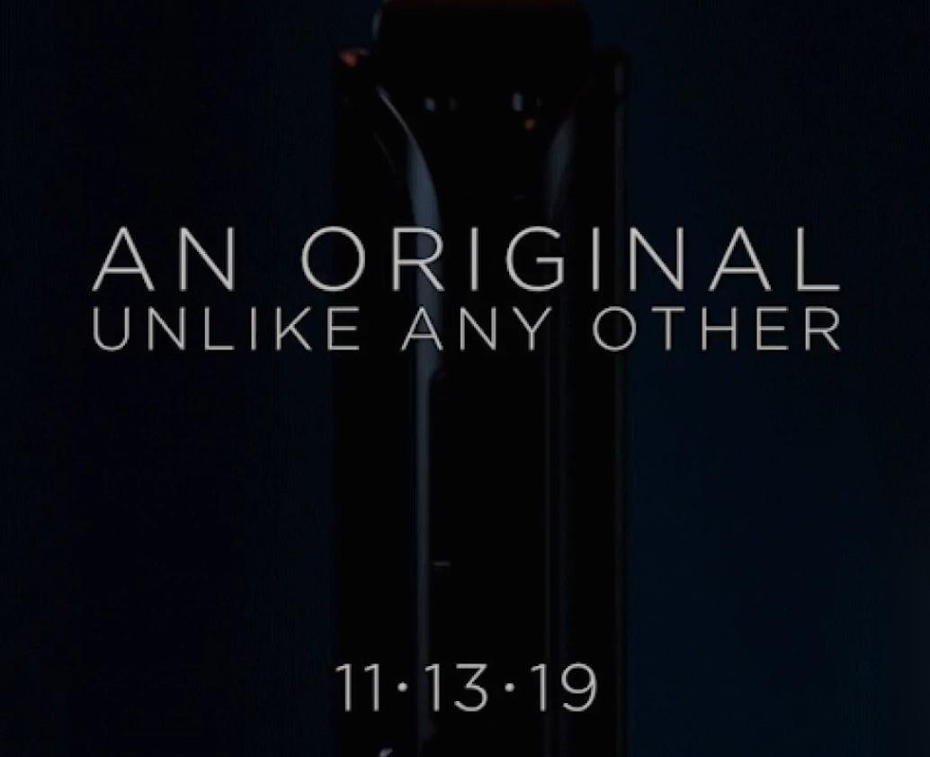 Op 13 november zal Motorola hun opvouwbare RAZR voor het eerst tonen.
