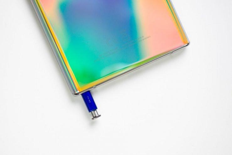 De Galaxy A81 komt mogelijk in december op de markt met de S Pen.