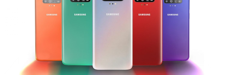 Grotere schermen voor de complete lijn van de Galaxy S11.