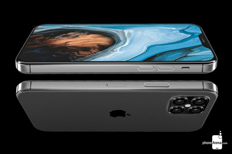 De alom bekende sensor-shift hardware maakt mogelijk zijn intrede in de iPhone 12.