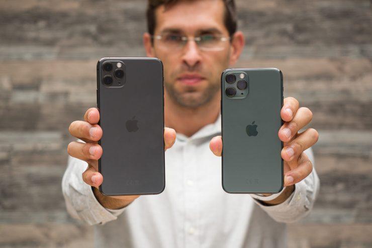 In 2020 zal Apple een vijftal nieuwe iPhone's lanceren.
