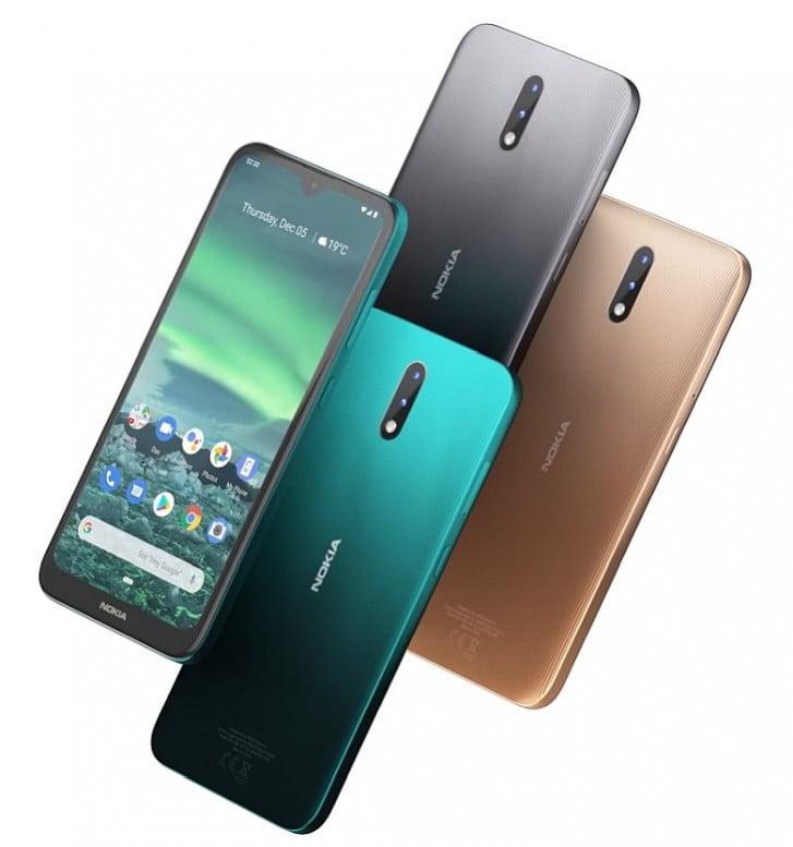 De Nokia 2.3 is een echte lowbudget smartphone met indrukwekkende prestaties.