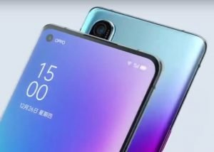 De nieuwe Oppo Reno3 zal op 26 december gepresenteerd worden in China.