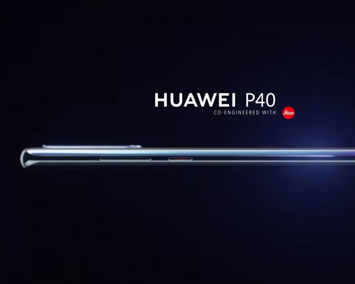 De Huawei P40 Pro is voor het eerst in een render online verschenen.