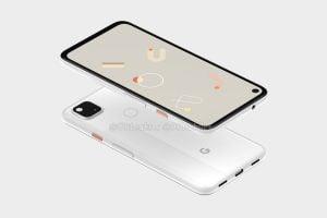 De Google Pixel 4a heeft inmiddels al wat meer vorm gekregen.