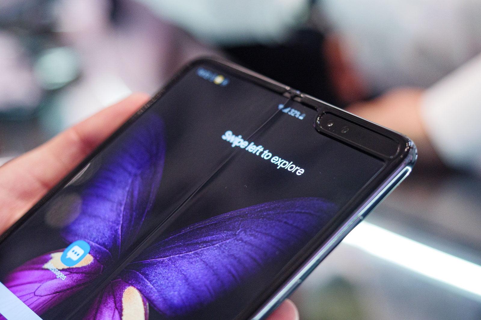 De nieuwe Galaxy Fold 2 wordt volgens bronnen in het tweede kwartaal gelanceerd.