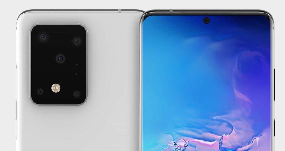 De absolute topper van Samsung, de Galaxy S20 Ultra, heeft de nodige details prijsgegeven.