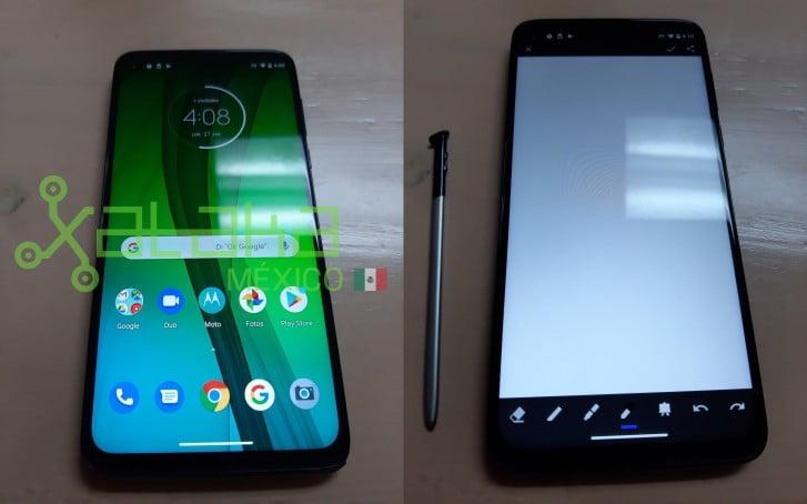 De nieuwe Motorola Moto G Stylus wordt mogelijk tijdens het MWC echt onthuld.