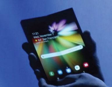 De eerste opvouwbare smartphone van Nokia komt mogelijk dit jaar nog beschikbaar.