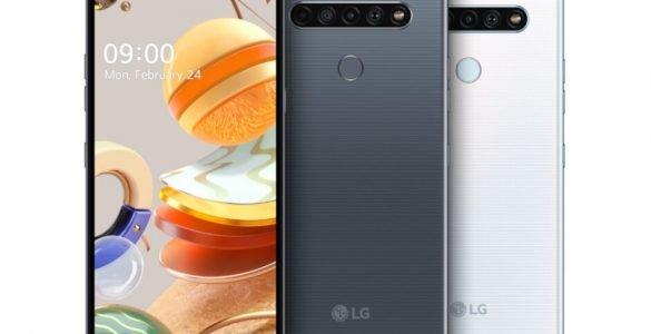 LG heeft een drietal nieuwe midrange smartphones gelanceerd, de K41S, de K51S en de K61.